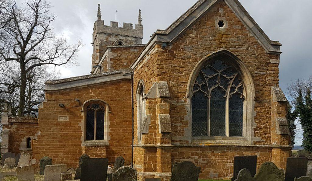 ST MARY'S PARISH CHURCH